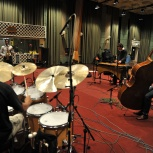 Empirical in session on Jamie Cullum's show