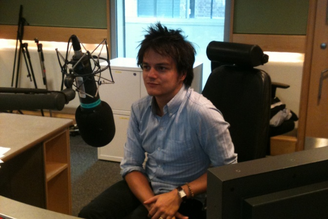 James Moody archive track on Jamie Cullum's show!