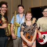 tune-yards In Session On Jamie Cullum!