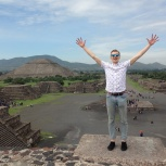 SRA Selector Winner Jack Saunders' Trip To Mexico