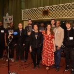 Jamie live from Maida Vale!