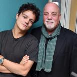 Jamie and Billy Joel on BBC Radio 2