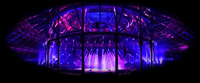Roundhouse Rising Live Project