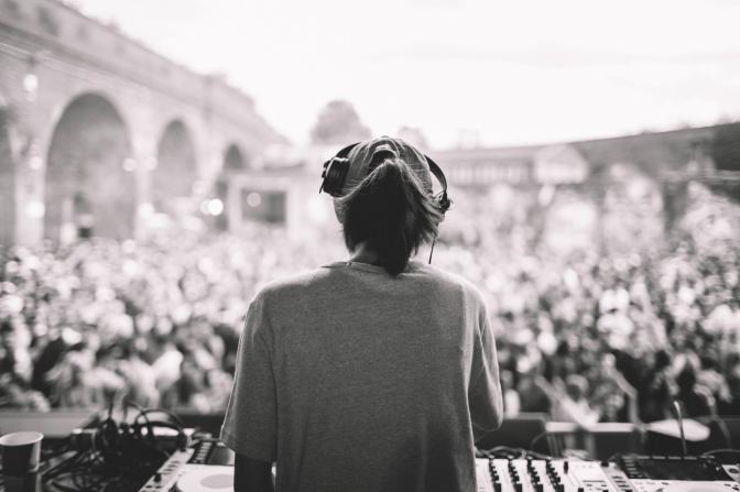 DJ at Creamfields with Monki & BBC Introducing!