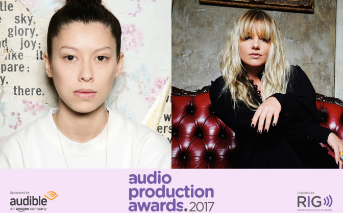 Monki and Goldierocks Nominated For Best Presenter at the APAs!