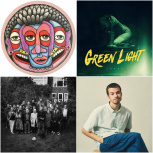 Top 5 Albums and Songs of 2017!