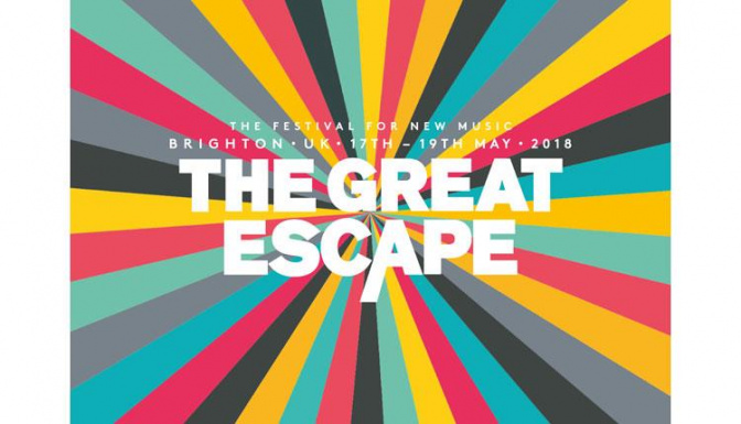 The Selector at The Great Escape 2018!