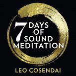 New Sound Meditation Audiobook from HarperCollins