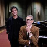 Jamie & Jeff Goldblum on BBC Radio 2