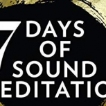 7 Days of Sound Meditation New York Radio Nomination