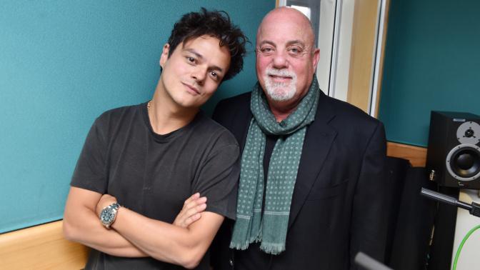 Jamie & Billy Joel on BBC Radio 2
