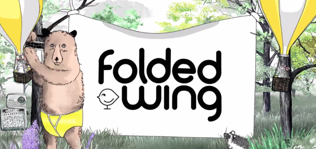 WATCH 10 Years of Folded Wing!