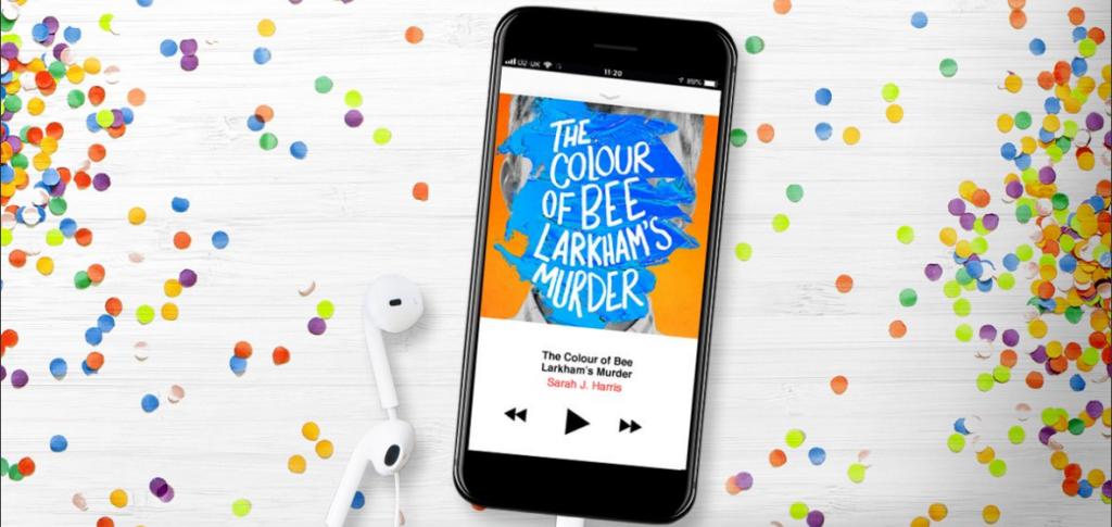 HarperCollins Audio Content