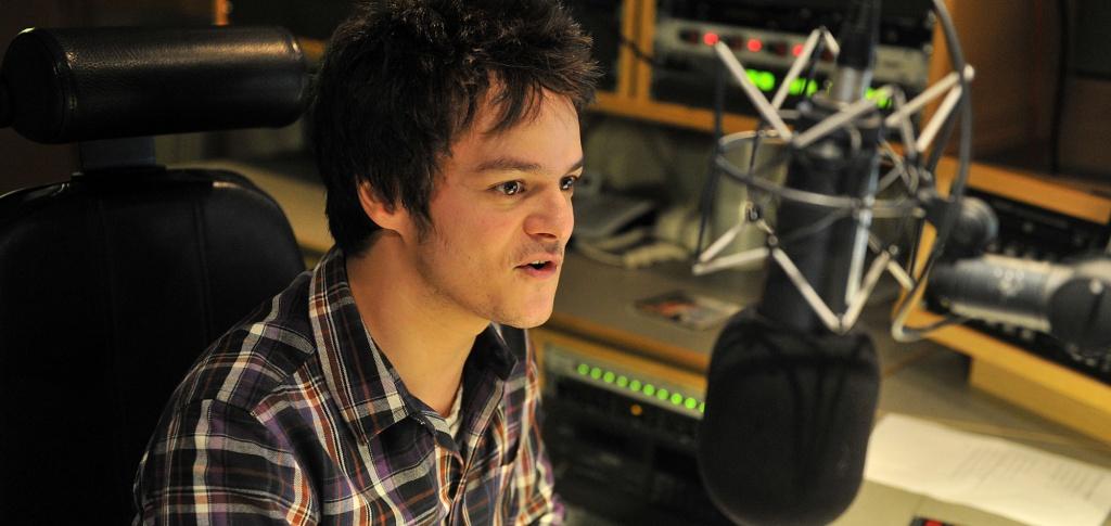 Jamie Cullum on BBC Radio 2