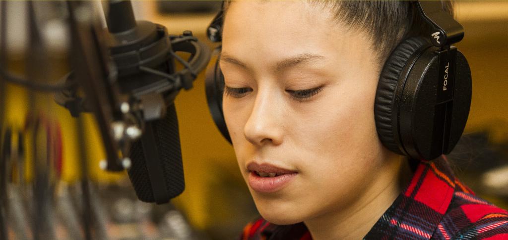 Monki on BBC Radio 1 and 1Xtra